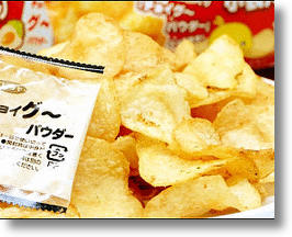 Chicken Ramen Chips: Two Awesome Snacks, One Bag