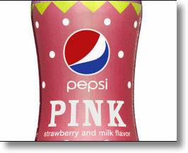 Meet 'Pepsi Pink', Japan's New Strawberry Milk Flavored Cola