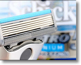 Schick's Slick New Quattro 5 Titanium Razor Is A Cut Above