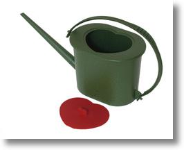 The Towa Watering Can Uses Urine As Fertilizer