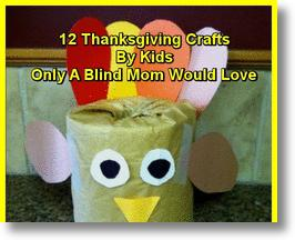 Toilet Paper Turkey Craft