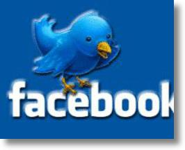 Twitter vs. Facebook - Battle of the Social Goliaths
