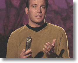If it's good enough for Captain Kirk...