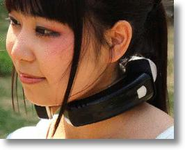 Thanko&#039;s USB Neck Cooler Clamps Down On Summer Heat