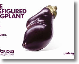 The Disfigured Eggplant