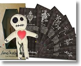 Anti Valentine's Day Gifts Voodoo Doll Kit