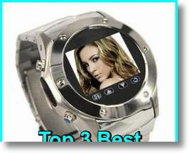 Best Camera Cell Phone Watch