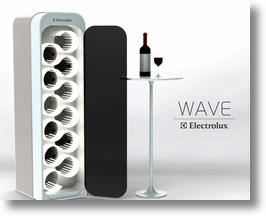 Ultra Sonic Wine Cooler Lets You Age Your Vino