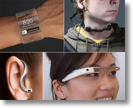 Google Glass And Other Devices