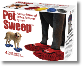 Pet Sweep Dust Mops For Pets