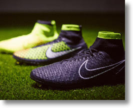 The Magista Football Shoe