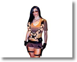 Womb Raider Costume