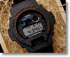 Casio G-Shock Goes Organic With 'Wood Shock' Watches
