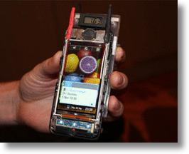 Wysips's Transparent Film Transforms Your Cell Into A Solar Panel