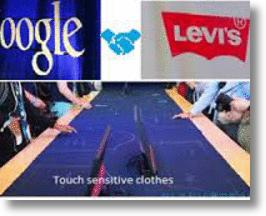 Google and Levi Strauss Collaboration