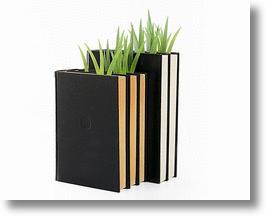 Bookmarks Go Natural With Grassy Green Markers