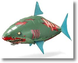 Because everyone needs a flying zombie shark