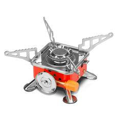 Going Camping? Bring Along The Etekcity E-Gear Portable Collapsible Stove For Hot Meals