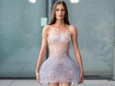 Atlanta High Museum Honors Haute Couture and 3D-Printed Fashion