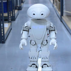 "Intel's Customizable, 3D Printed Robot ""Jimmy"" Coming Later This Year"