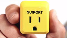 No Solar Panels Required With SunPort