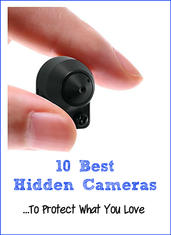 Hiding In Plain Sight: Top 10 Best Covert Spy Cameras