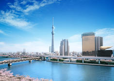 Tower of Power: Tokyo Sky Tree Officially Completed on Leap Day 2012