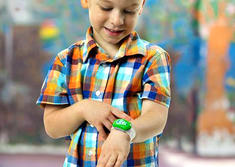 Kiddo Healthcare Wearable for Kids (image via Facebook)