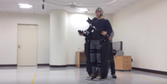 Mind-Controlled Exoskeleton: A Dream of Walking Becomes Reality