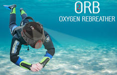 ORB Helmet Could Redefine Scuba Diving