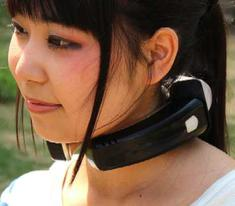 Thanko's USB Neck Cooler Clamps Down On Summer Heat