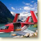 Designer Invents Amphibious Ambulance Aircraft that Lands in Sparsely Populated Areas