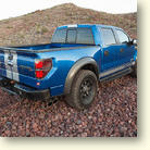 Shelby Baja 700: Ford's Rockin' SVT Raptor Gets Snakebit!