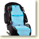 Five Inventive Products To Keep Children Cool While In The Car Or Stroller