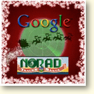 Who's on First? Competing Santa Trackers: NORAD vs Google