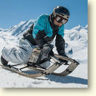 Aroc Racing Sledge Is The Motorcycle Of The Slopes
