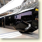 Next-Generation Rail Tram Shown Off By Russian Tank Manufacturer UVZ