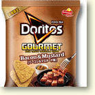 Snack Of The Gods? Frito-Lay Japan's Doritos Gourmet Bacon & Mustard Tortilla Chips