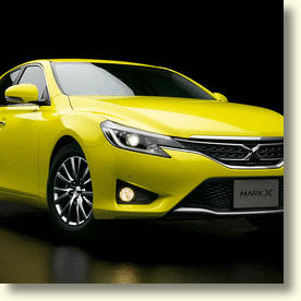 New Toyota Mark X Yellow Label – A Better, Brighter Camry?