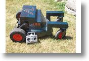 Radio Controlled Lawn Mower