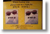 EYE-D : Identification System for Glasses