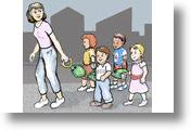 Guide for Escorting Children