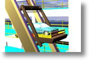 Multi Storied Car Park with Inclines Conveyance : Enhanced Car Parking System