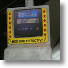 Inventor's 'Bedbug Detective' Sniffs Just Like A Dog!