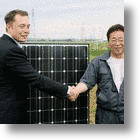 Solar Power Blossoming In Japan&#039;s Northeast Thanks to PayPal Founder&#039;s Donation