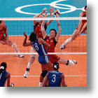Countdown To Beijing: Indoor Volleyball