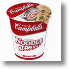 Campbell's Noodle Chicken, the Cup Noodle Without the Can