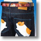 Hamster Jeans Illustrate the Art of Wearing Expensive Pants