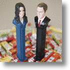 Royal Wedding PEZ Dispensers: The King's Sweets