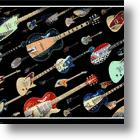 Just 10 Of John Backlund's Awesome Guitar Designs